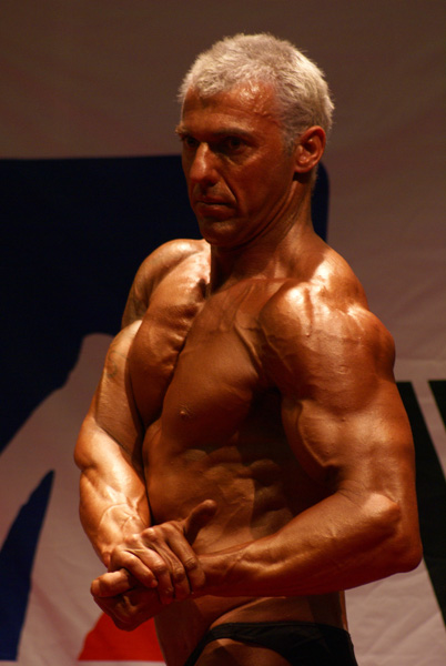 Daniel le body-builder